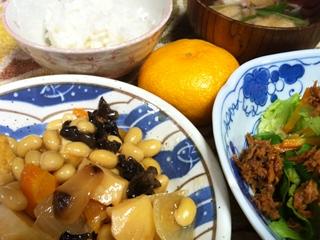 中華風五目煮