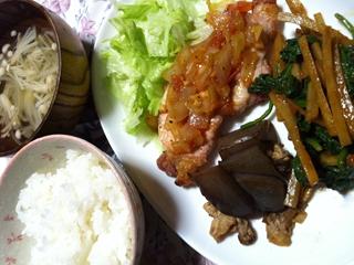 豚肉のビネガー風味_R