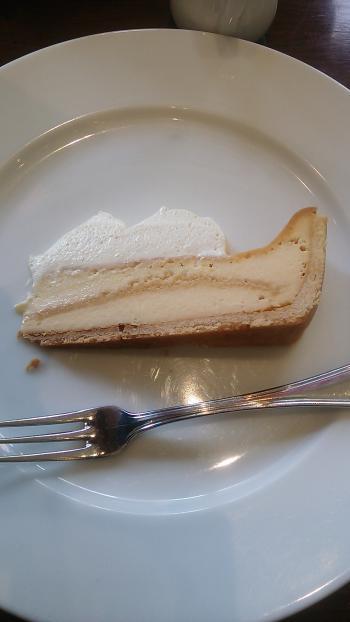 アイリッシュチーズケーキ