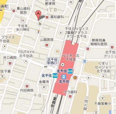一初 地図