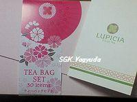 2011.2.28 文ちゃんから紅茶セット
