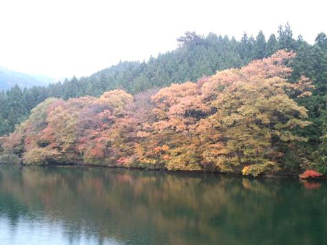 福島の紅葉