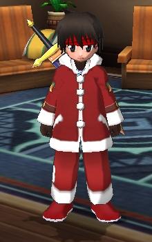 サンタなお