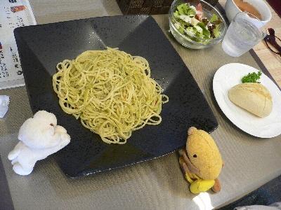 スパゲティセット