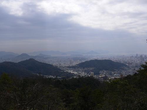 11.02.27 牛田山登山 11