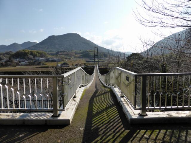 鷹栖つり橋7