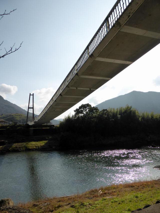 鷹栖つり橋6