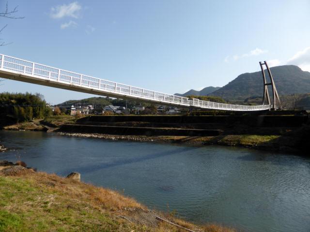 鷹栖つり橋4