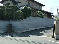 三差路の庚申塔