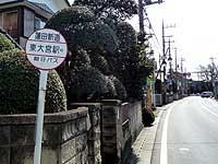 バス停・蓮田新道
