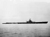潜水艦「バーブ」