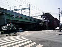 原市駅交差点