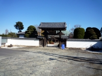 浄安寺山門