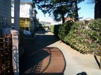 武州鉄道の小径