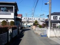 「東武野田線」の高架線