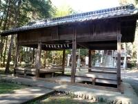銭形八幡神社神門