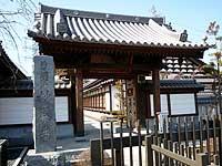 妙厳寺山門