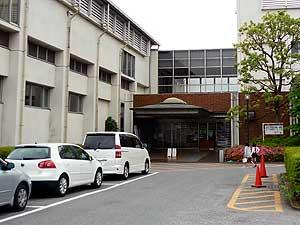 県立スポーツ研修センター