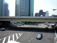 蓬莱橋交差点