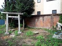 神山家煉瓦塀