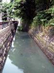 汐留川上流