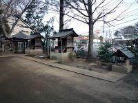 瓦葺氷川神社 境内社