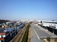 上尾駅方面