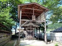 旧八幡神社本殿