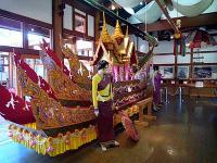 タイ国の神輿