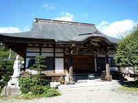 清泉寺本堂