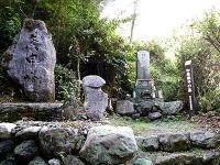 加藤織平の墓