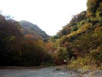 八茎鉱山跡