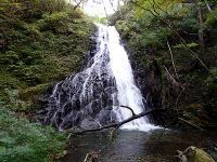 逢瀬の滝「男滝」