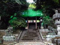 湯本山神社 社殿