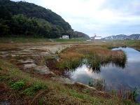 湯本川調整池