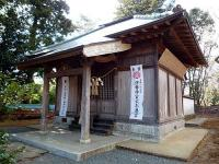 大野八幡神社 拝殿