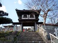 松山寺 楼門