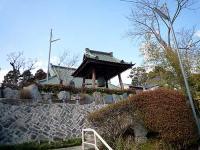 松山寺 境内