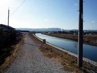蛭田川 上流