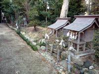 中田八坂神社 境内社