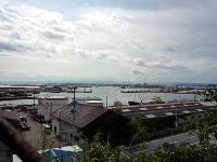 津崎神社からの眺望