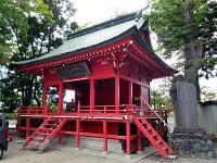 小名浜諏訪神社神楽殿