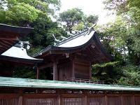 小名浜諏訪神社本殿