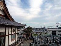 安立寺からの風景
