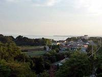 茨城県五浦方面