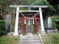 鹿嶋神社鳥居