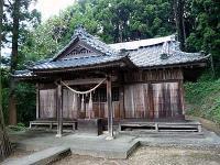 鹿嶋神社社殿