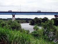 荒川端と関平橋