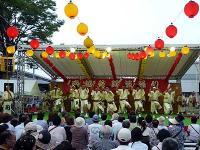 南越谷阿波踊り、組踊り