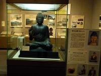 桂木寺 木造伝釈迦如来坐像